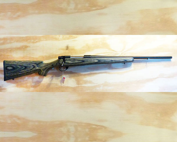 Howa JRS Classic Supreme .270 Winchester Blued, Laminate Stock