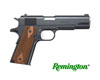 "Remington R1 5"" Full Size Satin Black Oxide - Walnut Grips"