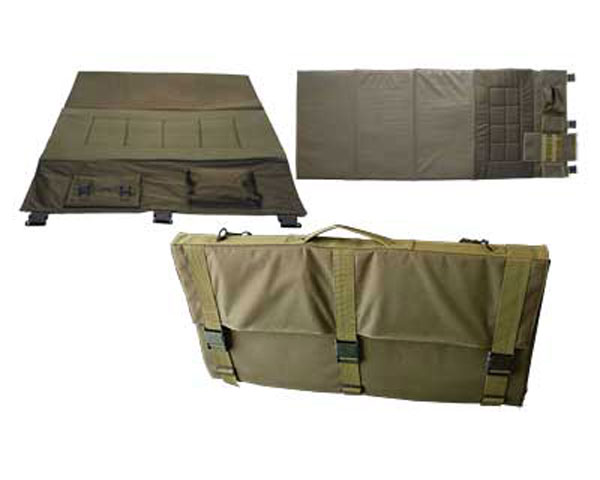 US PeaceKeeper Tactical Shooting Mat - OD Green