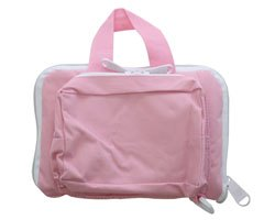 Pink With White Trim X-Small Mini Range Bag