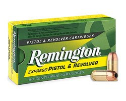 Remington Express Ammunition .380 Auto JHP (1000 rnd case)