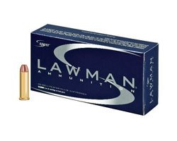 Speer Lawman Clean Fire 38 Special 158 Grain TMJ 53899 (1,000 round case)