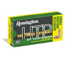 Remington HTP 38 Special 125 Grain +P RTP38S21 (500 round case)