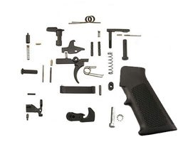 :: Lower Receiver Parts :: Bushmaster AR-15 Lower Receiver Parts Kit