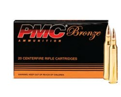 PMC 223A 55 Gr FMJ-BT .223 1,000 Round Case