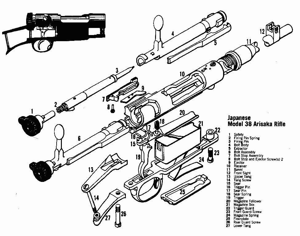Sharps Rifle Drawings Ruger 77 · Sharps Rifle