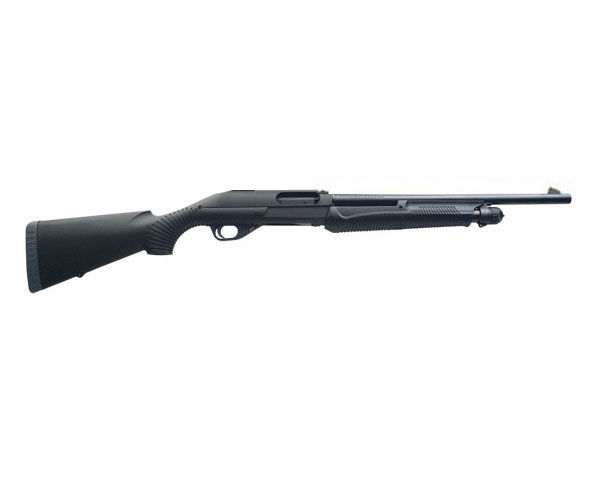 "Benelli Nova Tactical Shotgun 12 Ga 18.5"" Barrel, Rifle Sights. MPN 20050"
