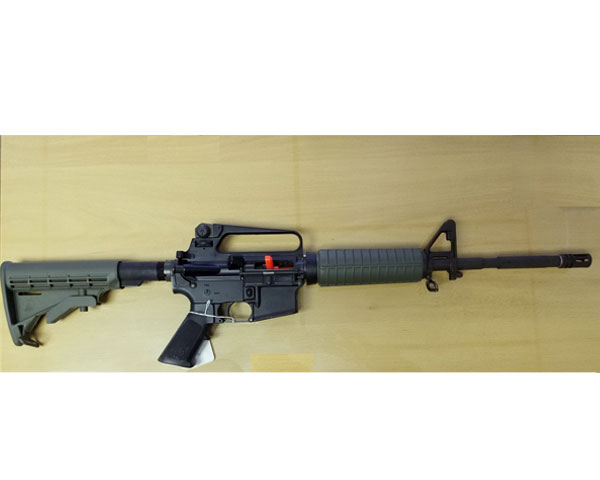 Bushmaster XM15 5.56 Carbine Original Windham Manufacture! Black-OD Green Stock