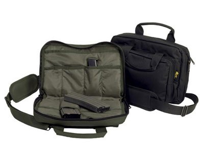 US Peacekeeper Mini Range Bag - Black