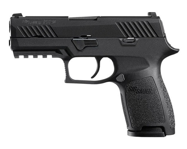 Sig Sauer P320 .357 Sig Compact Siglite with Night Sights