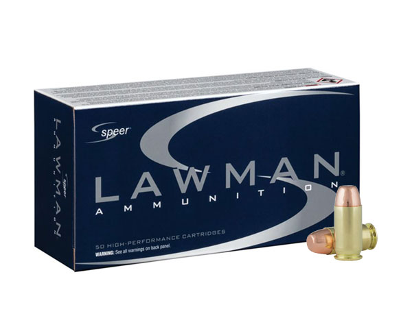 Speer Lawman .45ACP 185 Grain TMJ (1000 Round Case)