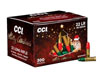 CCI .22 Long Rifle 40 Grain Christmas Red and Green Coated (300 Rounds)