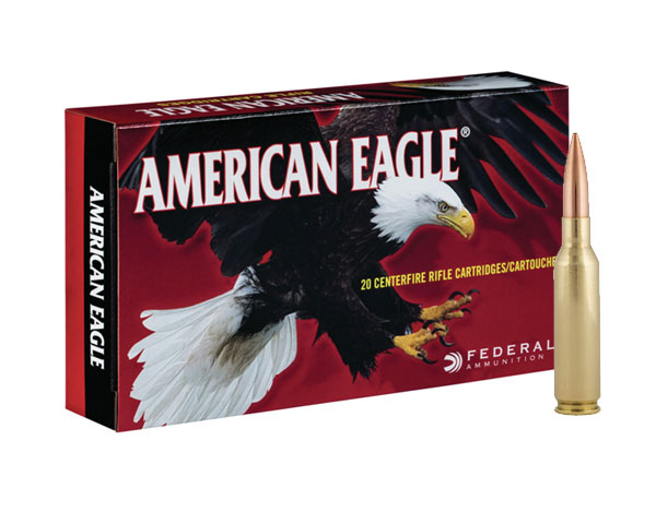 Federal 6.5 Creedmoor 120 Grain OTM (200 Round Case) AE65CRD2
