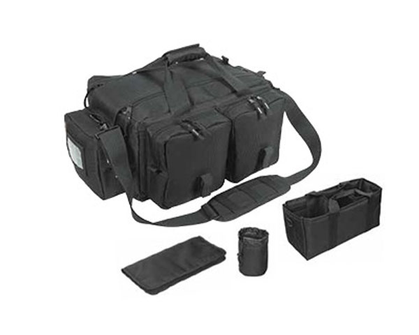 "Allen, Master Tactical Range Bag, 18""X9""X9"", Black"