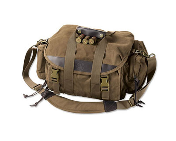 Beretta Waxwear Field Bag W/ Shoulder Strap - FDE