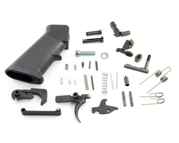 Black Rain AR15 Lower Parts Kit