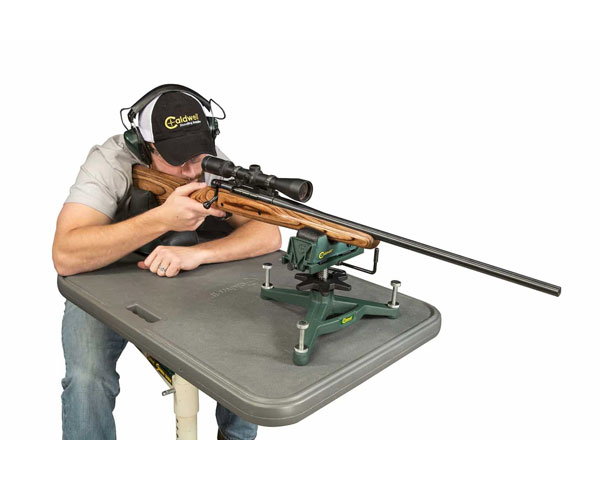 Caldwell Rock Deluxe Front Shooting Rest