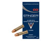 CCI Stinger .22 Long Rifle 32 Grain CPHP 0050 (5000 Round Case)