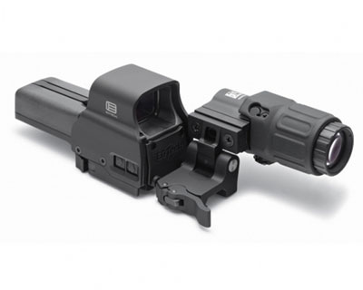 EOTech HHS III 518.2 with G33.STS Magnifier - Click Image to Close