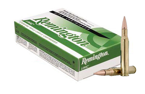 Remington UMC 30-06 Springfield 150 Grain FMJ L30062 (200 Round Case)