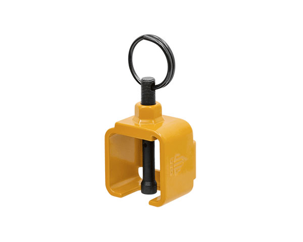 AR/M16 Blank Firing Adapter - Carbine - Yellow NSN: 1005-01-361-8208