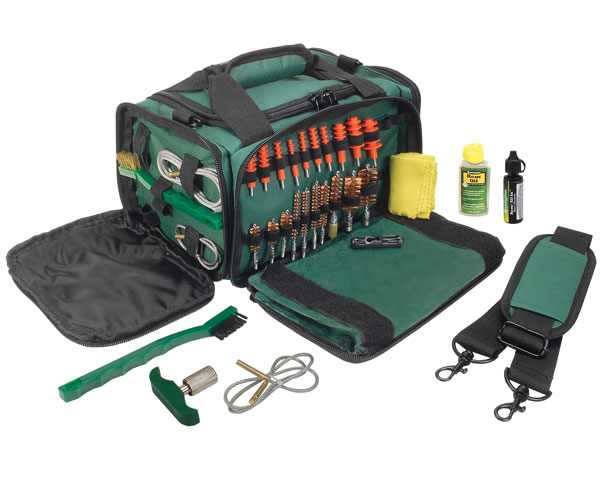 Remington's Rem Squeeg-E Cleaning System Range Bag Kit