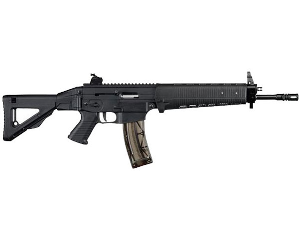 "Sig Sauer 522 .22 Caliber Carbine 18"" Barrel W/Fixed Stock - Black"