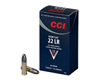 CCI .22 LR 40 Grain Quiet Ammunition 0960 (5000 Rounds)