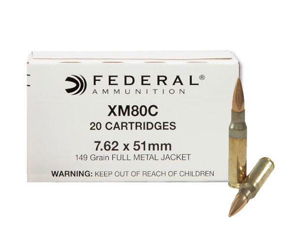 308/7 62 Match Ammunition