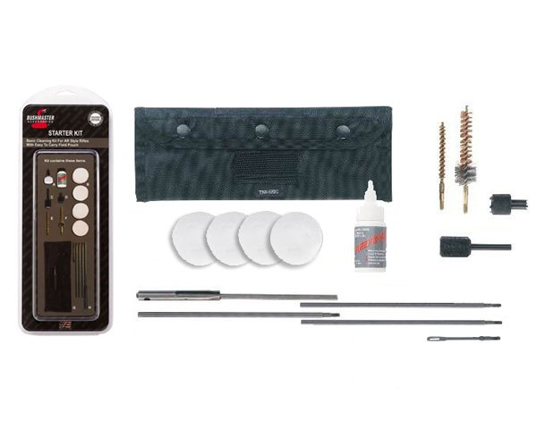 Bushmaster AR15 Cleaning Kit - Click Image to Close
