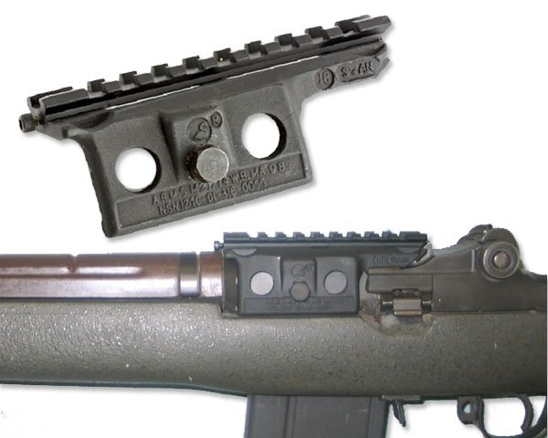 A.R.M.S. #18 M21/14 Scope Mount - Click Image to Close