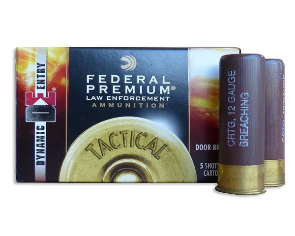 Federal LE 12 ga 425 Grain Dynamic Entry Door Breach Rounds (5 round box)  sc 1 st  US Armorment & Federal LE 12 ga 425 Grain Dynamic Entry Door Breach Rounds (5 round ...