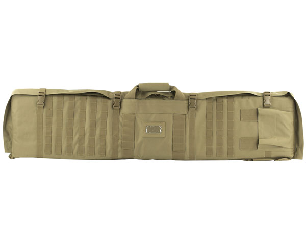 NCSTAR Rifle Case Shooting Mat - Desert Tan - Click Image to Close