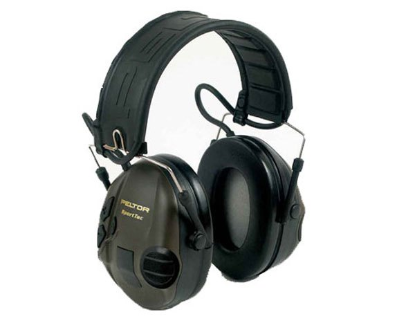 Peltor Sporttac 500 Tactical Sport Headset - Click Image to Close