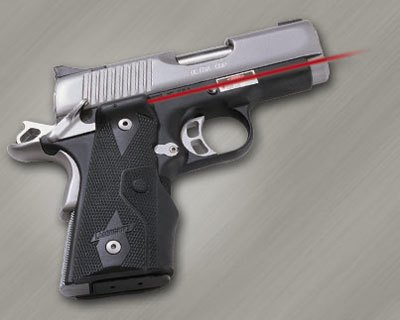 Crimson Trace Laser Sights - 1911 Officer's Compact and