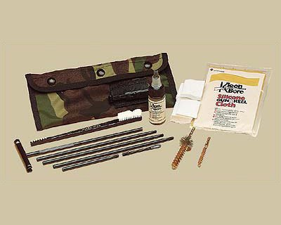 KleenBore AR-15/M-16 .223/5.56mm Field Cleaning Kit - Black - Click Image to Close