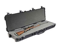 "Pelican 1720 42"" Long Gun Case W/Foam - Black"