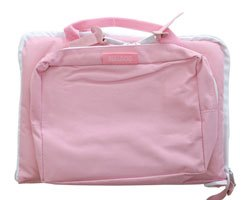 Pink With White Trim Mini Range Bag