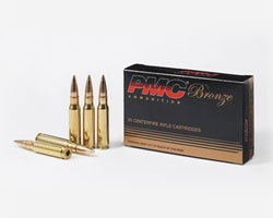 PMC 308B 147 Grain FMJ-BT 308B (500 Round Case)