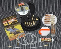 Otis Tactical Gun Cleaning System w/5 Brushes