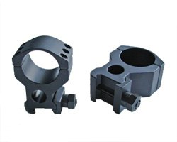 "Burris Xtreme Tactical 1"" Ring Medium (pair)"