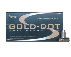 Speer LE .40 S&W 155 Grain Gold Dot GDHP 53961 (1,000 Round Case)