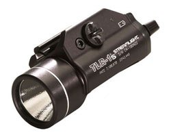 Streamlight TLR-1S Tactical Weapon Light W/Strobe Feature