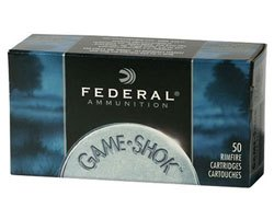 Federal 710 .22 Long Rifle Caliber Game Shok 710 (5000 Round Case)