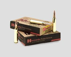 Hornady .338 Lapua Match 250 Grain BTHP (20 rounds)