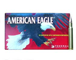 Federal American Eagle .30-06 Springfield 150 Gr FMJ 3006M1 (200 Round Case)