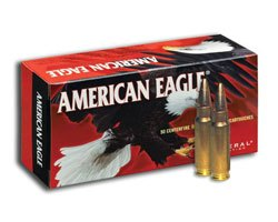 Federal American Eagle 5.7x28mm 40Gr FMJ AE5728A (500 Rounds)