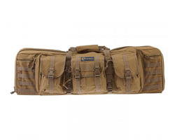 "Drago Gear 36"" Single Rifle Gun Case - Tan"