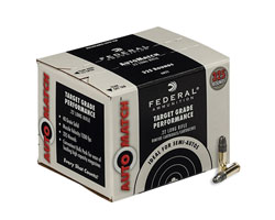 Federal Automatch 40 Grain .22 LR Lead Round Nose AM22 (3250 Round Case)