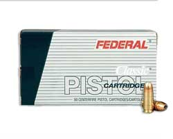 Federal 9mm 115 Grain JHP 9BP (1,000 Round Case)